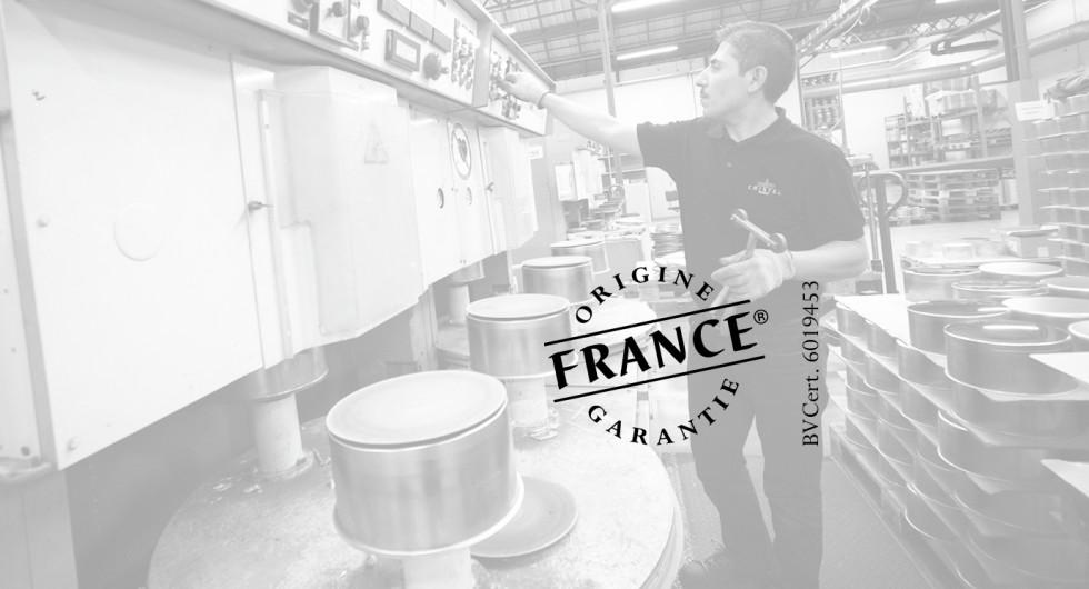 Cristel fabricant fran ais d articles de cuisson et for Bouilloire made in france