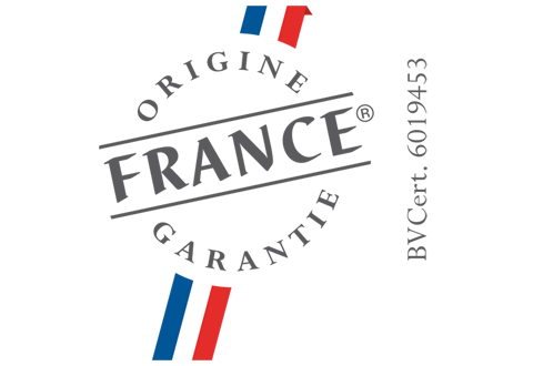 "This Label allows for French made products to be more easily identifi ed by consumers, giving clear a guidance on traceability and control. It thus becomes an additional guarantee of transparency in the ""Made in France"" label."
