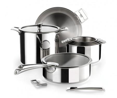 Tabourets de cuisine batterie de cuisine nobel and - Batterie de cuisine cristel ...