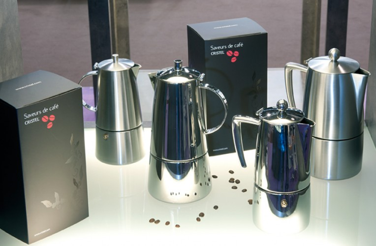 Coffee pots collection - 3