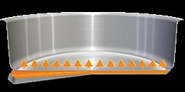 Corps Classique - fond thermo-diffuseur