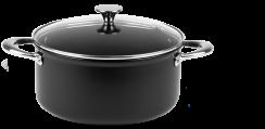 casserole inox cookway master casseroles cristel. Black Bedroom Furniture Sets. Home Design Ideas