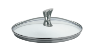 Rounded glass lid - Fixed Casteline - Cristel
