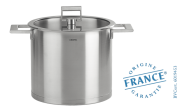 Stainless cooking pot - Fixed Strate - Cristel