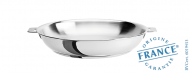 Stainless deep frying pan - Removable Mutine - Cristel