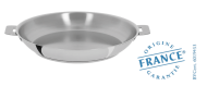 Stainless frying pan - Removable Mutine - Cristel