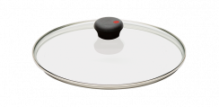 Ladybird domed glass lid - Cookway - Cristel