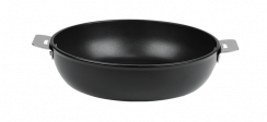Aluminium sauté pan - Removable Cookway Ultralu - Cristel