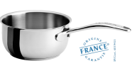Stainless steel saucepan - Cookway by Cristel - Cristel