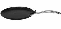 Forged aluminum crepe pan - Cookway by Cristel - Cristel