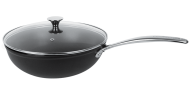 Forged aluminum wok - Cookway by Cristel - Cristel